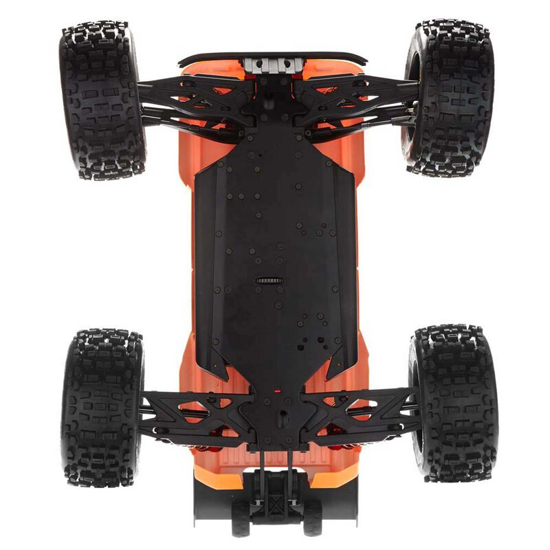 1/8 OUTCAST 6S BLX 4WD Brushless Truck RTR, Orange