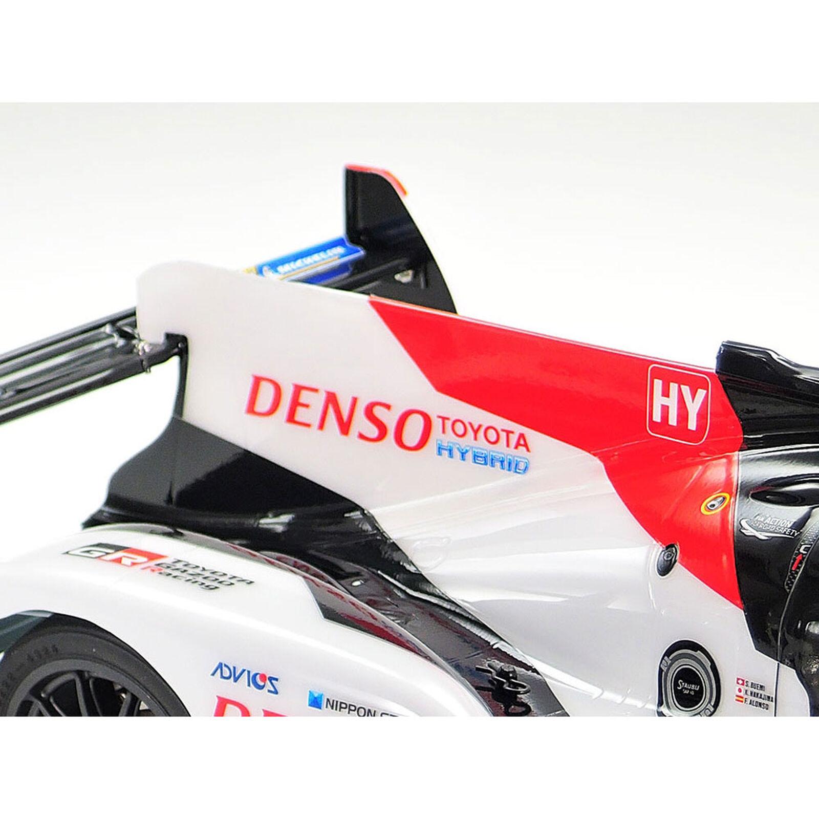 1/10 Toyota GAZOO Racing TS050 Hybrid 2019 F103GT 2WD Kit