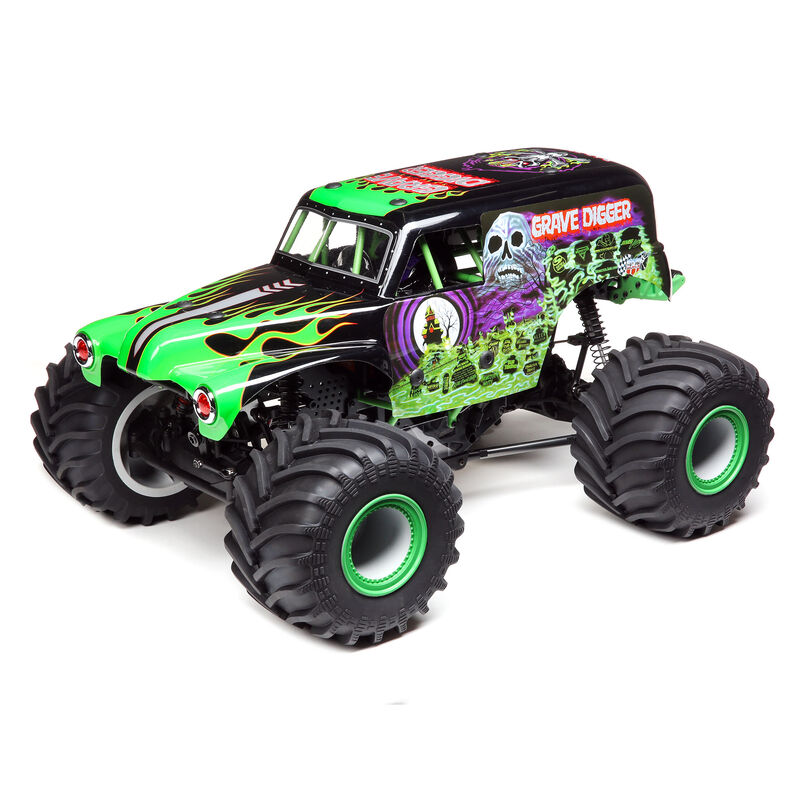 LMT 4WD Solid Axle Monster Truck RTR