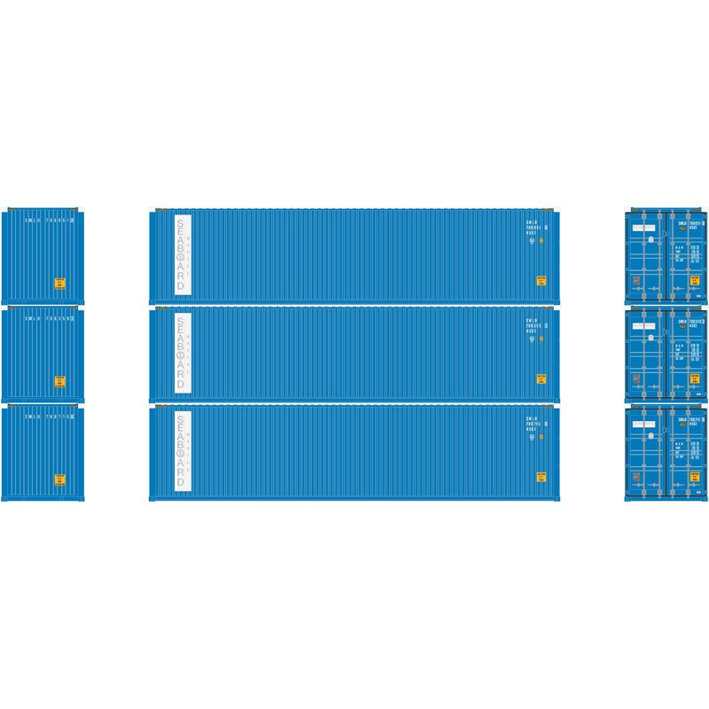 N 40' High-Cube Container Seaboard (3)
