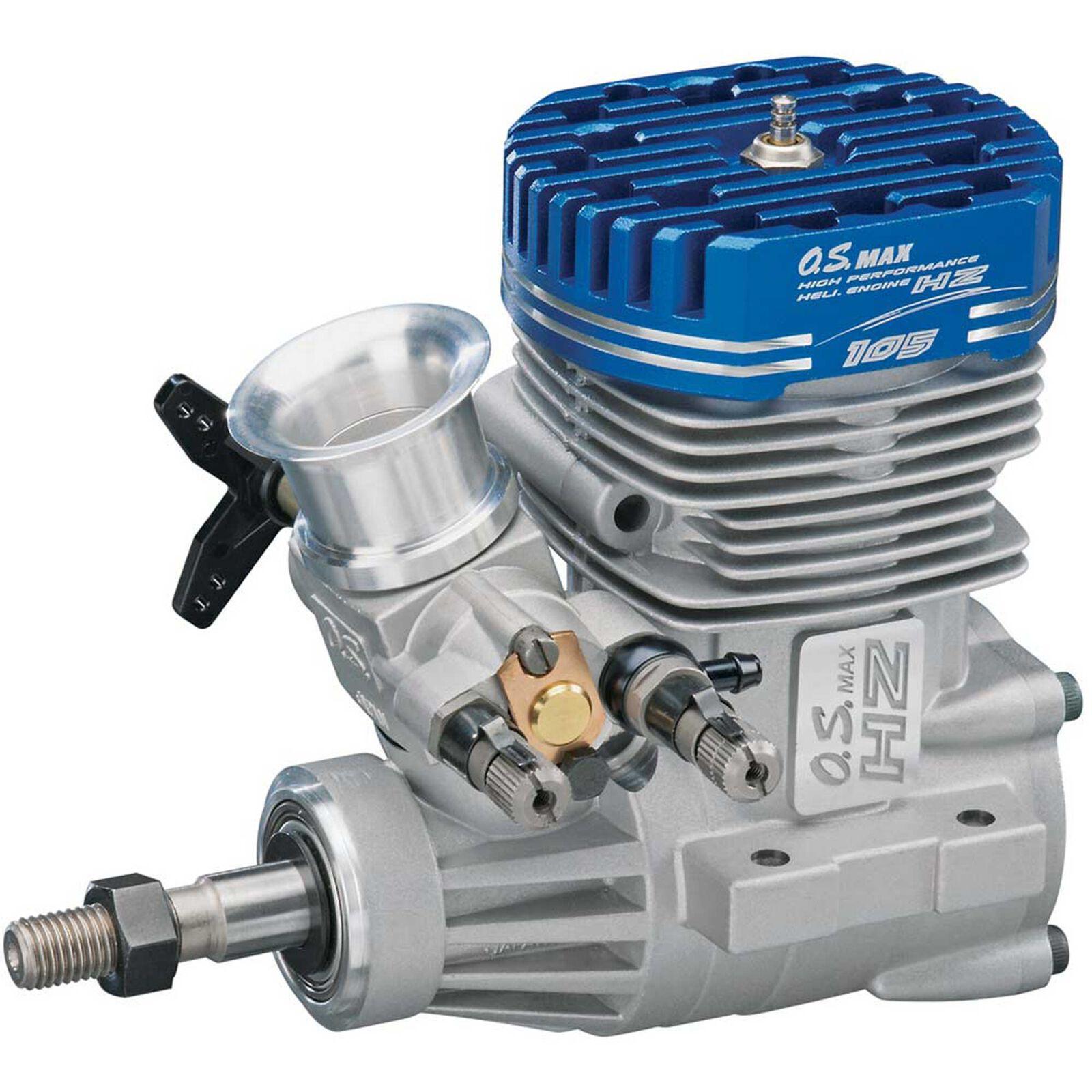 105HZ 1.05 Helicopter Engine