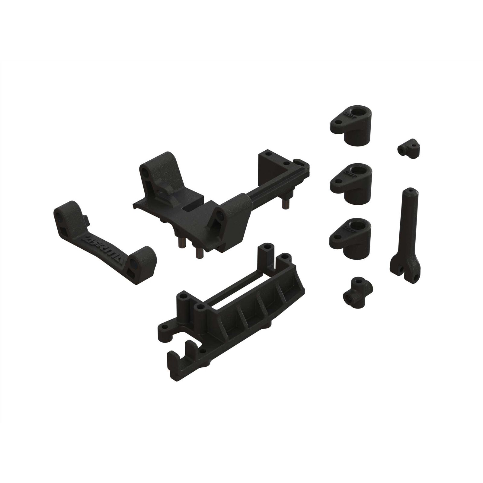 Handbrake Module Composite Part Set