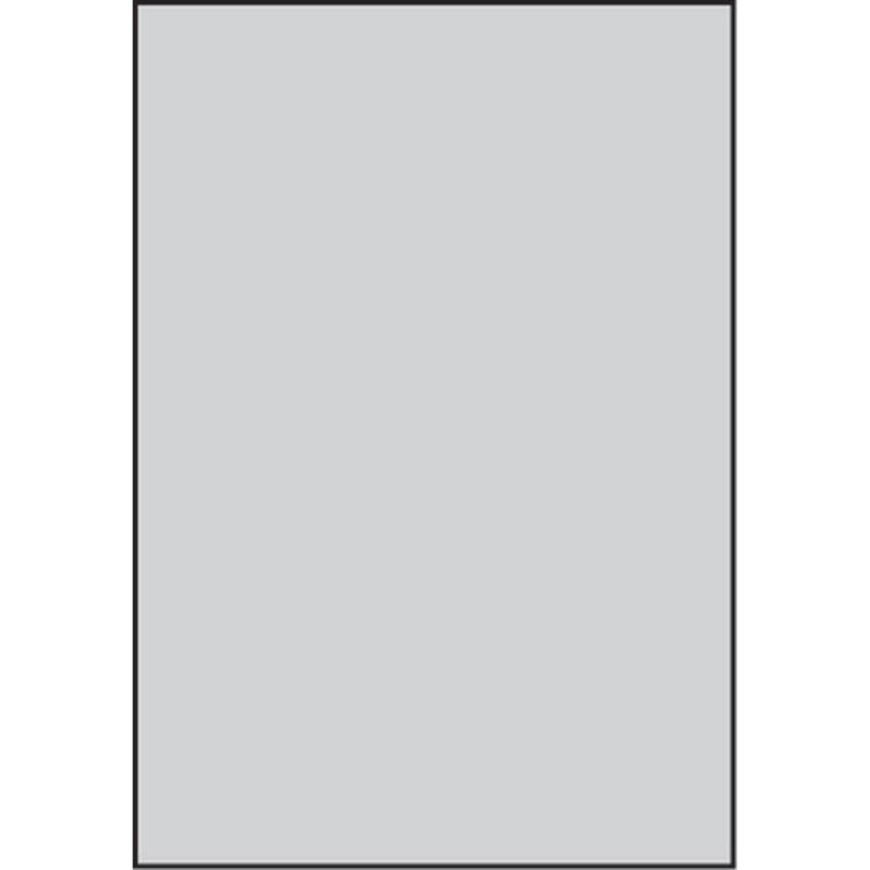 """Clear PVC, .010 x 7.6"""" x 11"""" (4)"""