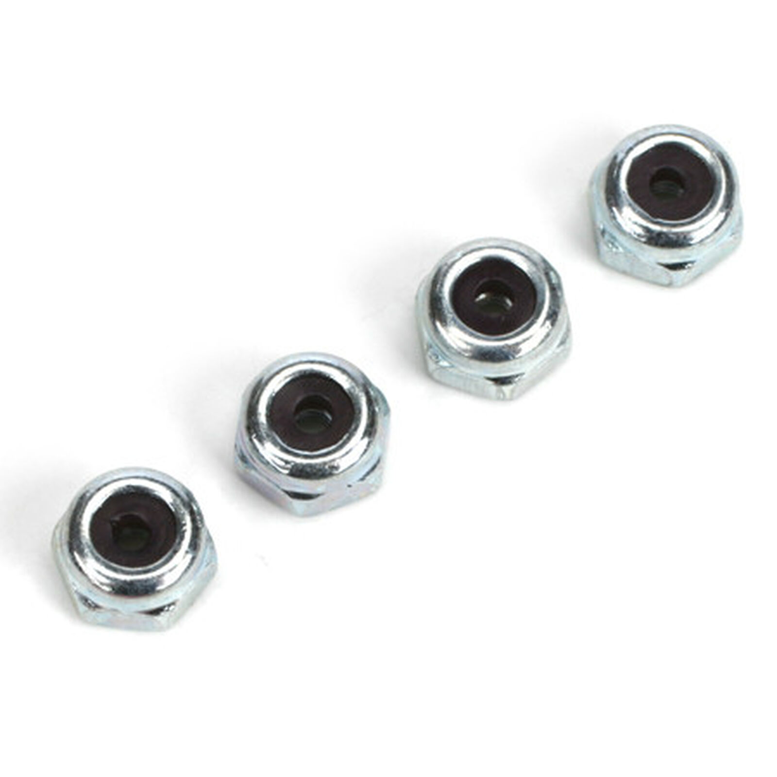 Lock Nuts, 2-56