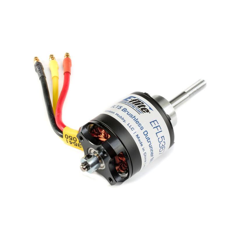 15BL 1050KV Motor: 1.5m Maule M-7