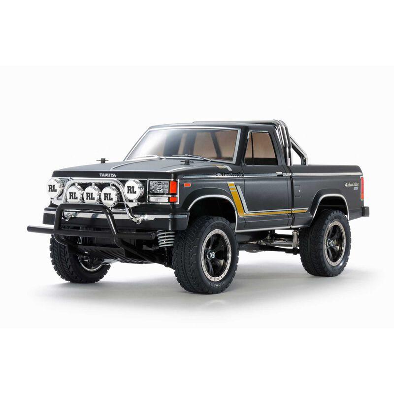1/10 LandFreeder Special Painted CC-01 4WD Rock Crawler Kit, Matte Black