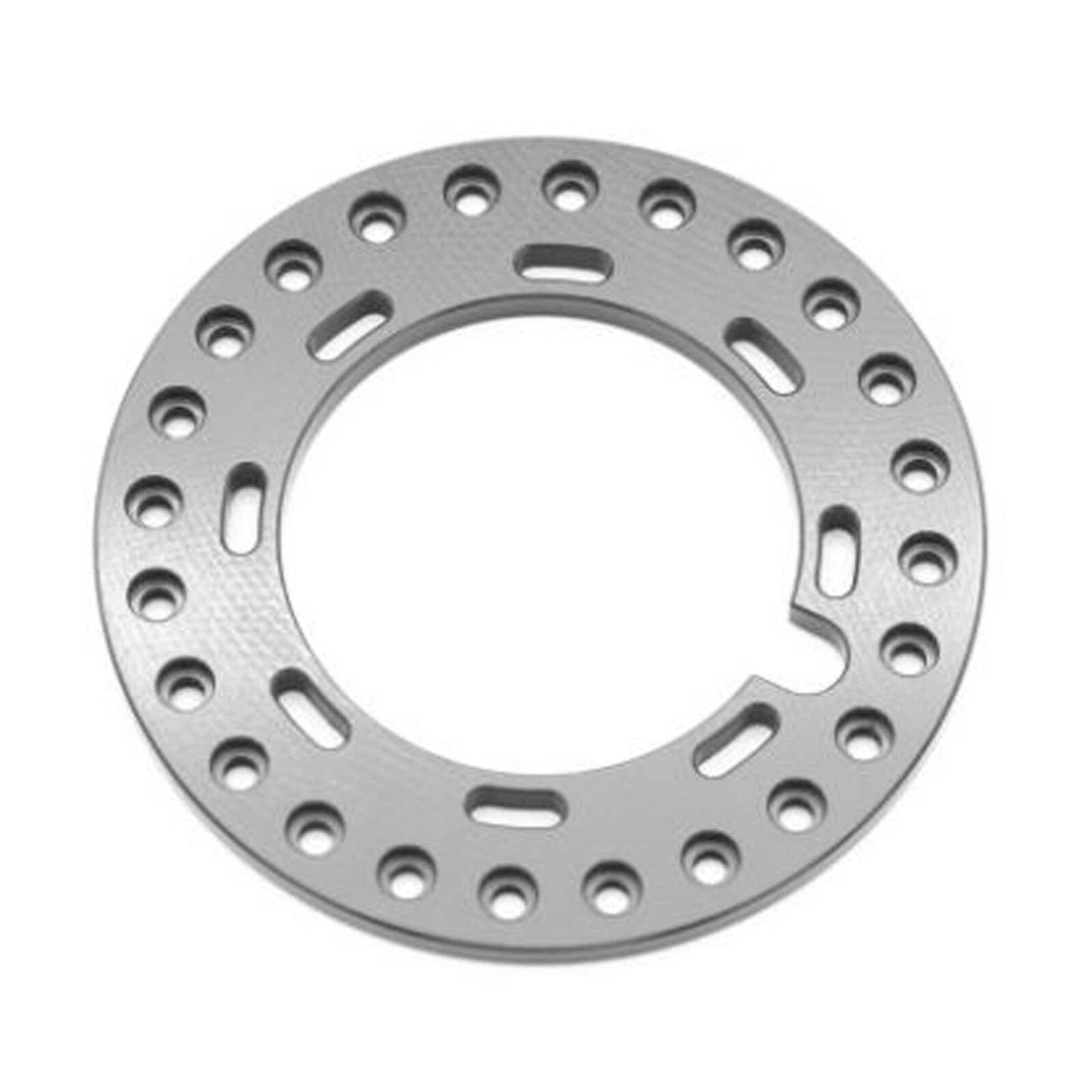 1.9 IBTR Beadlock Grey Anodized