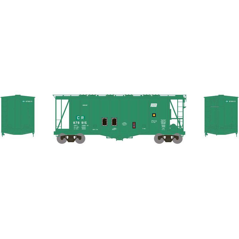 N GATC 2600 Airslide Hopper CR #878915