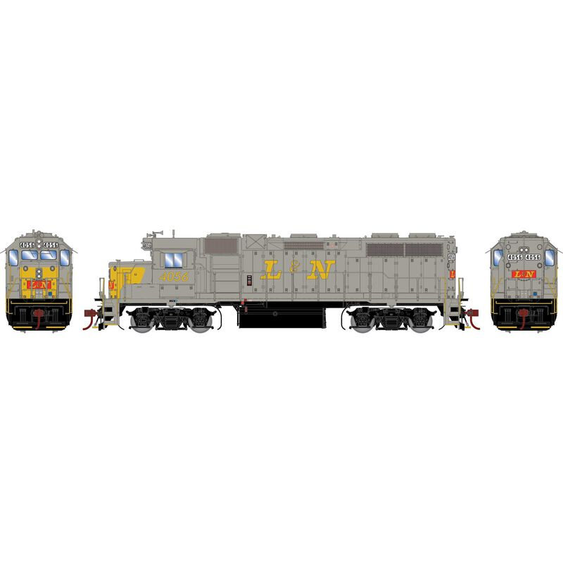 HO GP38-2, L&N #4056