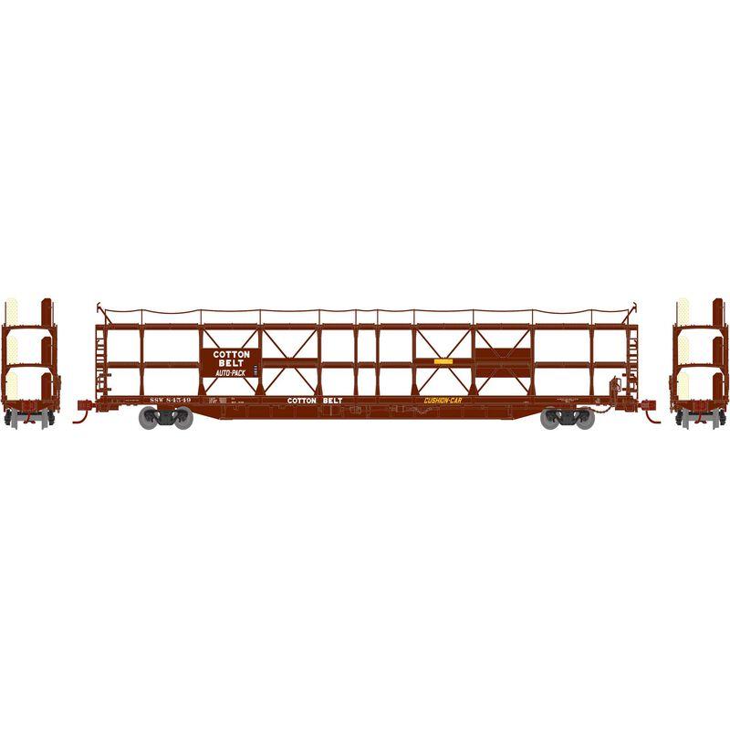 N F89-F Tri-Level Auto Rack SSW #84549