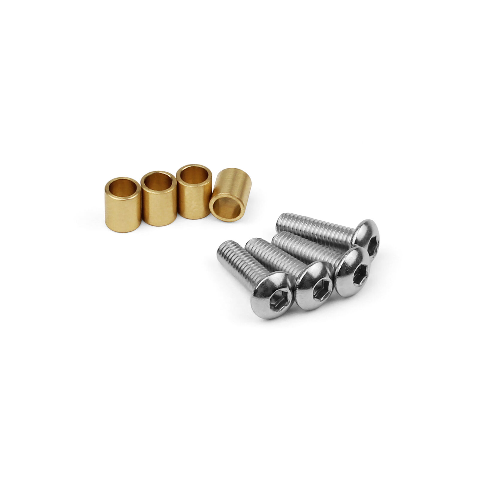 Knuckle Bushings (4): SCX10-II