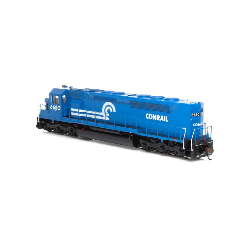 HO SDP45 with DCC & Sound CR #6680