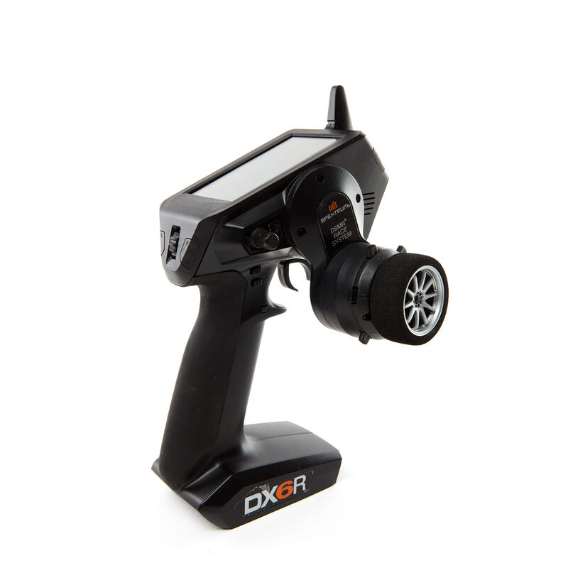 DX6R 6-Channel DSMR® Android-Powered Radio System with WiFi/BT