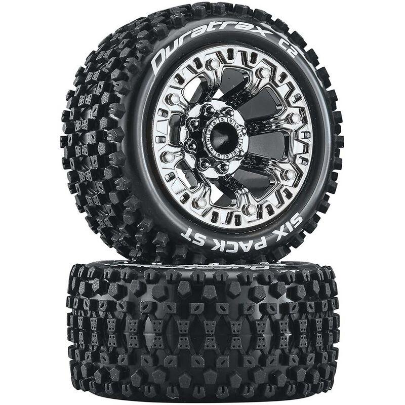 Six Pack ST 2.2 Tires, Chrome (2)