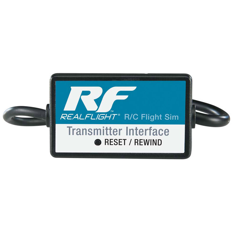 RealFlight Wired Interface Only No Softwre