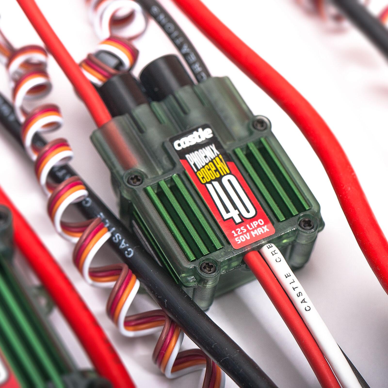 Phoenix Edge 40HV, 50V 40-Amp ESC