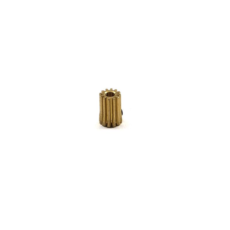 Pinion Gear, 12T, 0.5M: B450, B400, 200SRX, 200 S