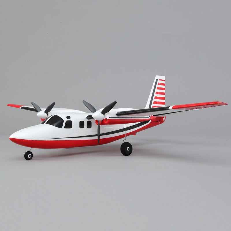 UMX Aero Commander BNF Basic with AS3X