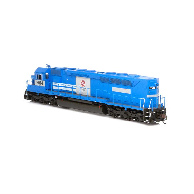 HO SDP45 with DCC & Sound MKCX #9514