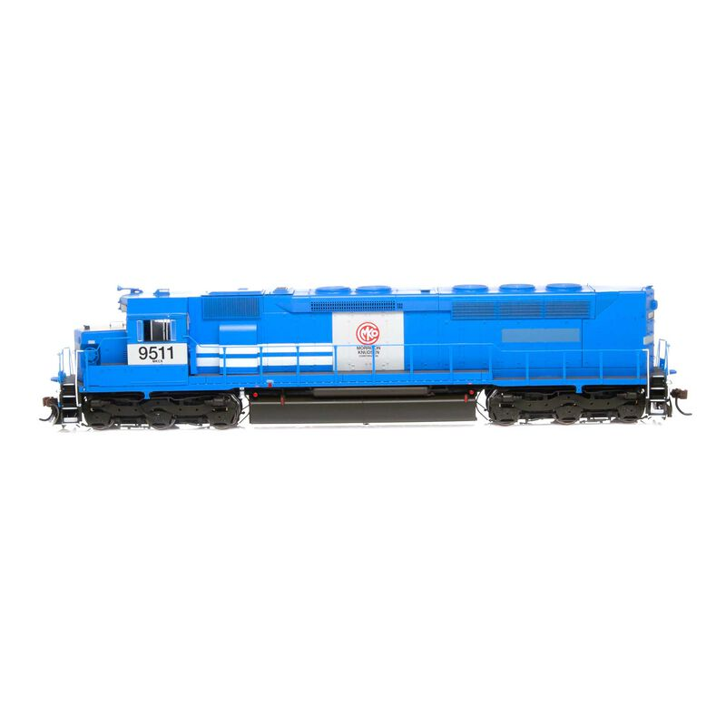 HO SDP45, MKCX #9511