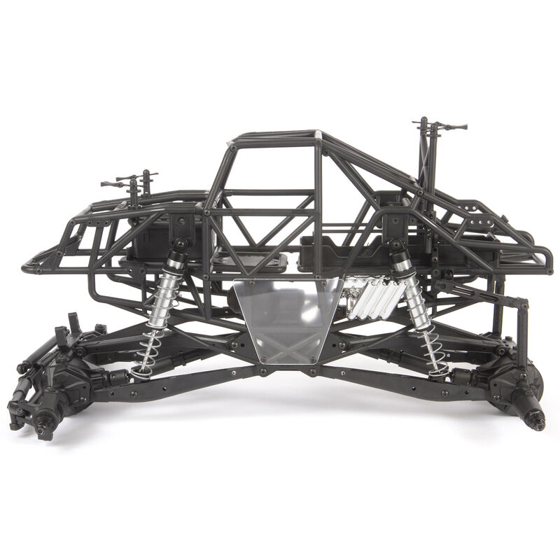 1/10 SMT10 4WD Monster Truck Raw Builders Kit