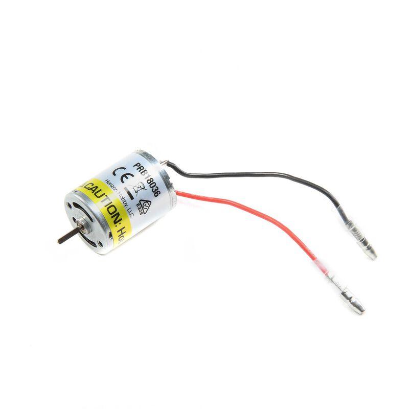 Brushed Motor: Sprintjet 9-inch