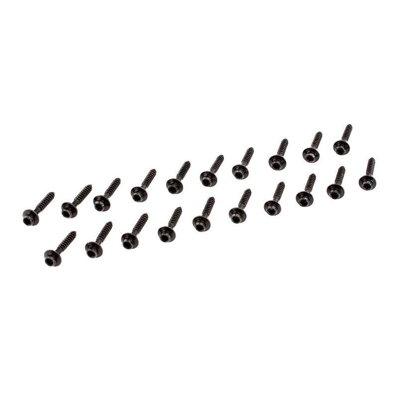 Socket Head Servo Mounting Screws (20)
