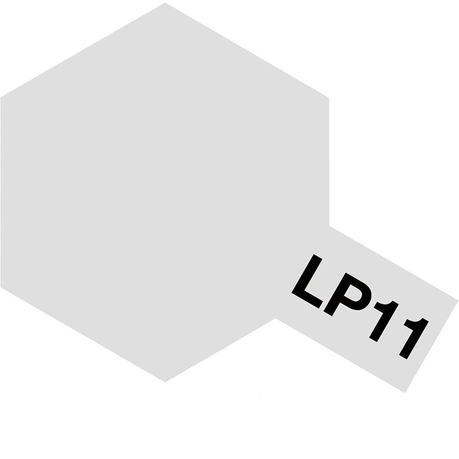 Lacquer Paint, LP-11 Silver, 10 mL