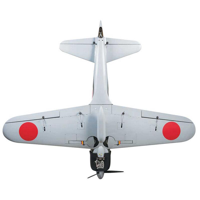"""Giant Zero A6M 50-60cc RTC, 86"""""""
