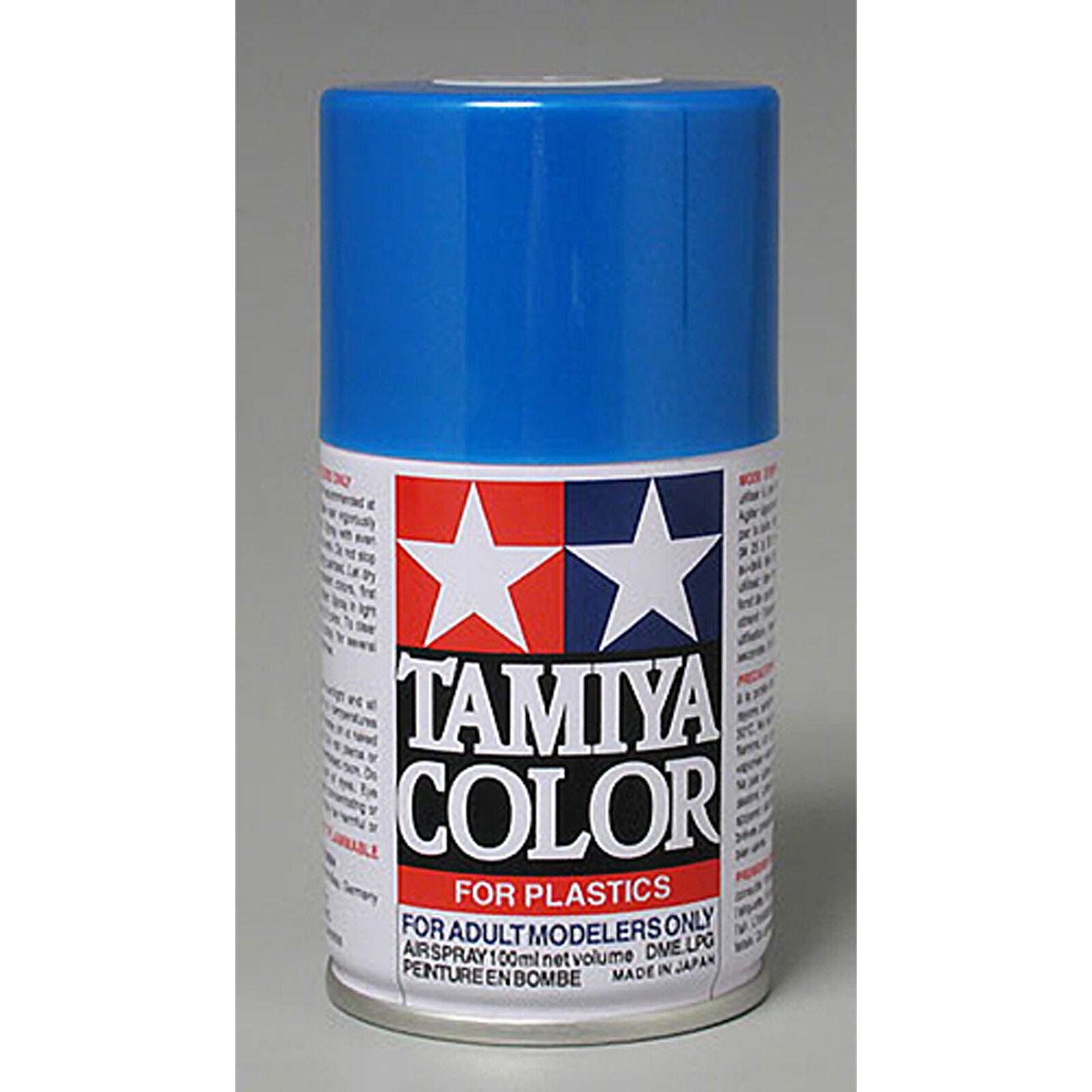 Spray Lacquer TS-54 Metallic Blue