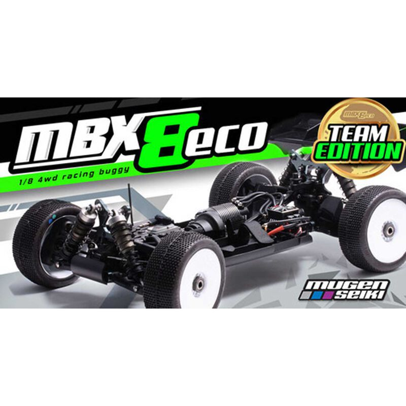 1/8 MBX8 ECO Team Edition 4WD Electric Buggy Kit