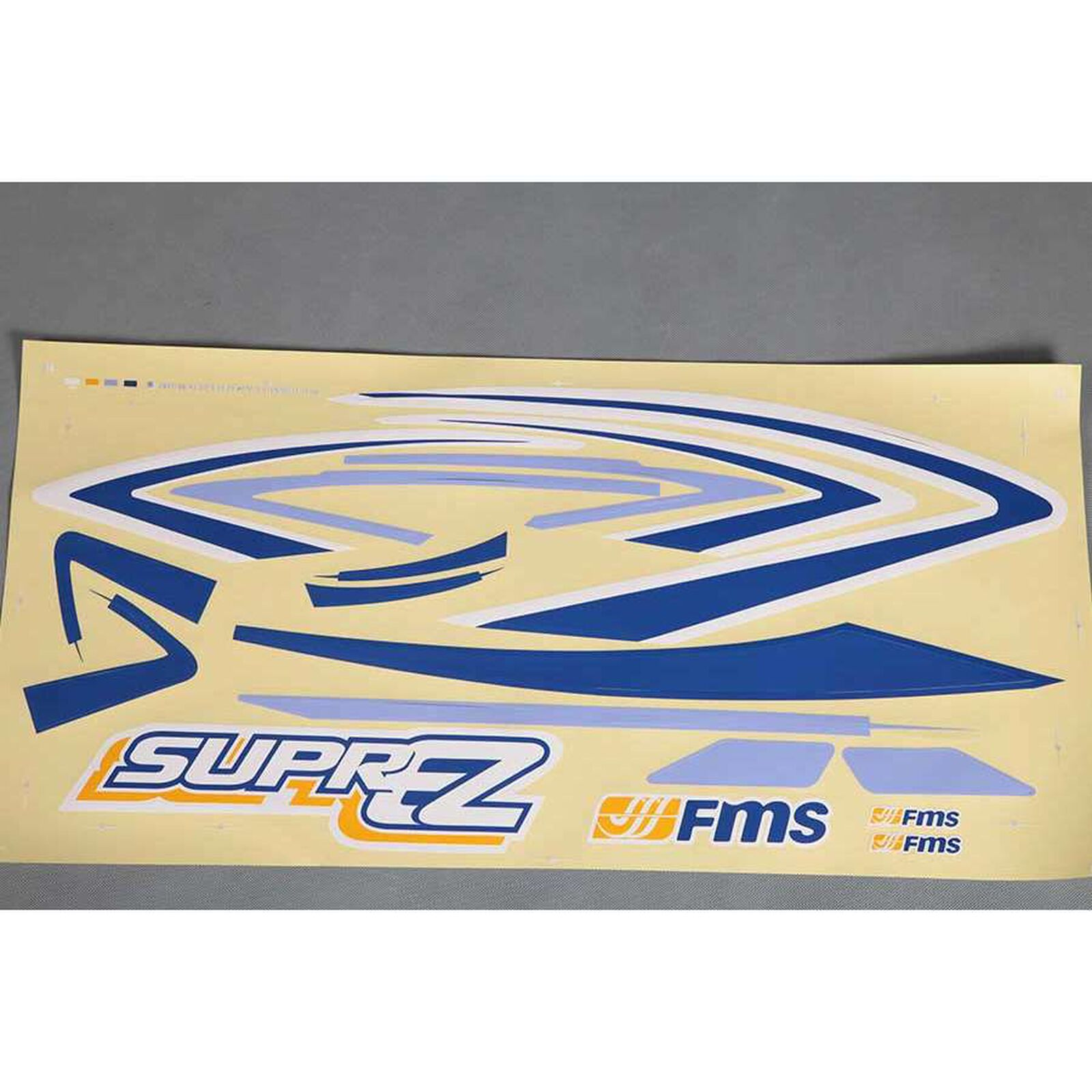 Decal Sheet: Super EZ 1220mm