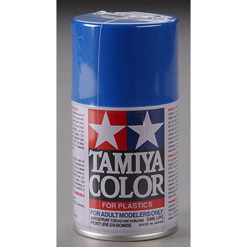 Spray Lacquer TS-44 Brill Blue