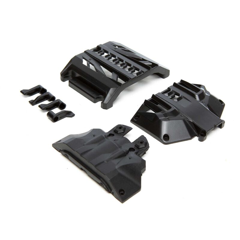 Cover Latch Set: 1/12 2WD Forge