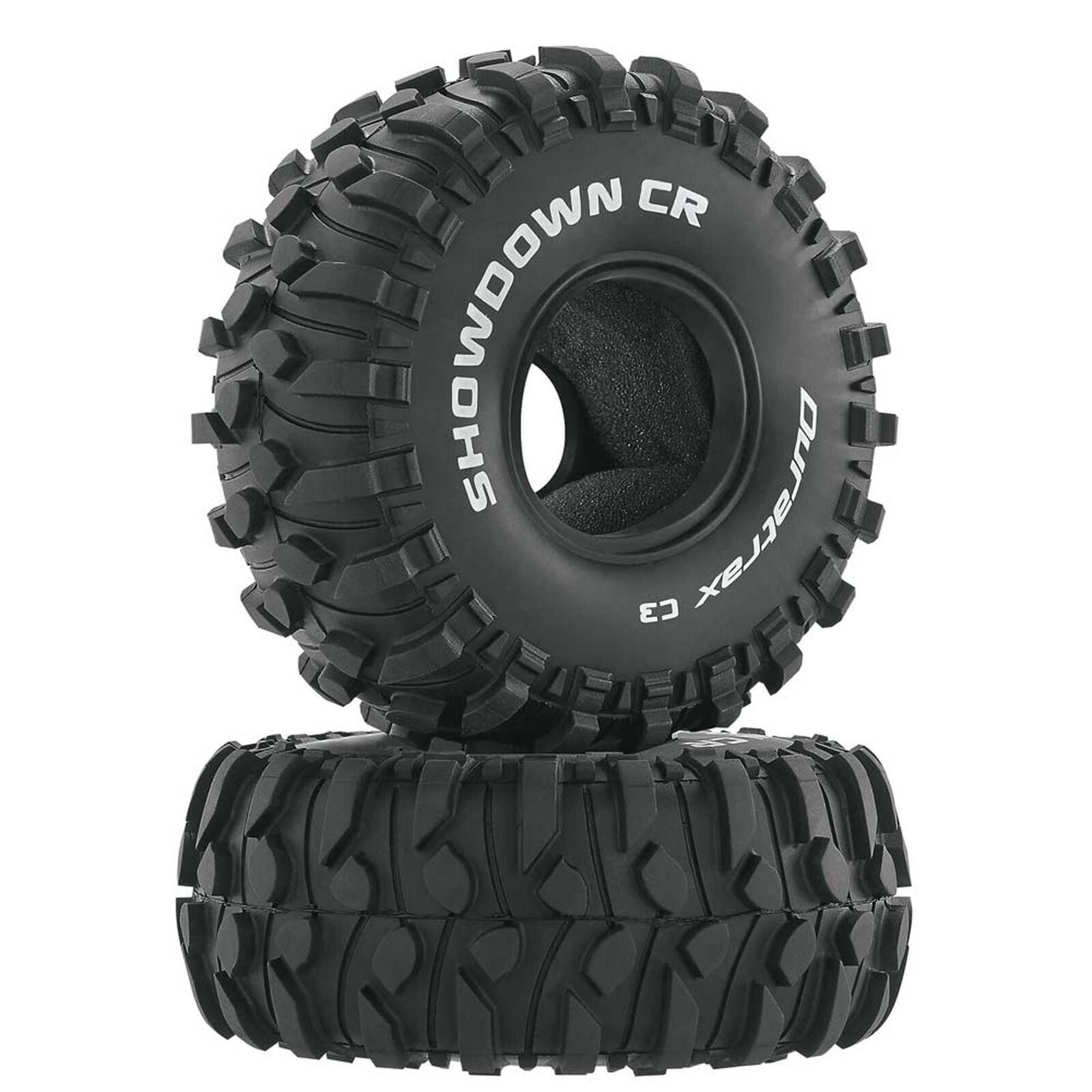 "Showdown CR 1.9"" Crawler Tires C3 (2)"