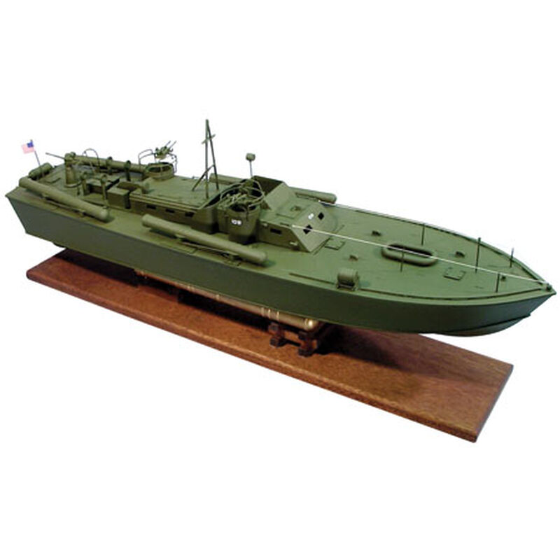 1/30 U.S. Navy PT-109 Boat Kit, 33""