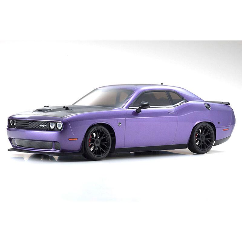 1/10 Fazer Mk2 Dodge SRT Challenger 4WD Brushed RTR, Purple
