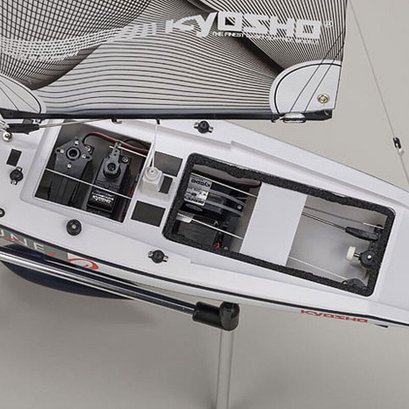 """Fortune 612 III KT-431S Sailboat RTR, 24"""""""