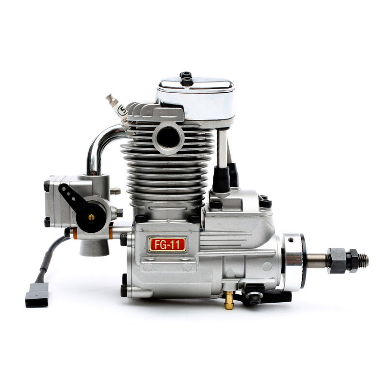 FG-11 11cc Single Cylinder 4-Stroke Gas Engine: BZ