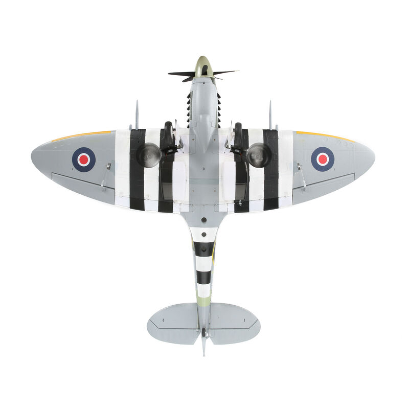 Spitfire Mk XIV 1.2m BNF Basic with AS3X and SAFE Select