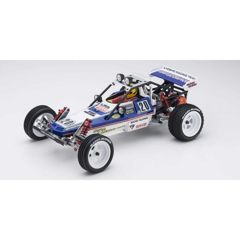 1/10 Turbo Scorpion 2WD Buggy Kit