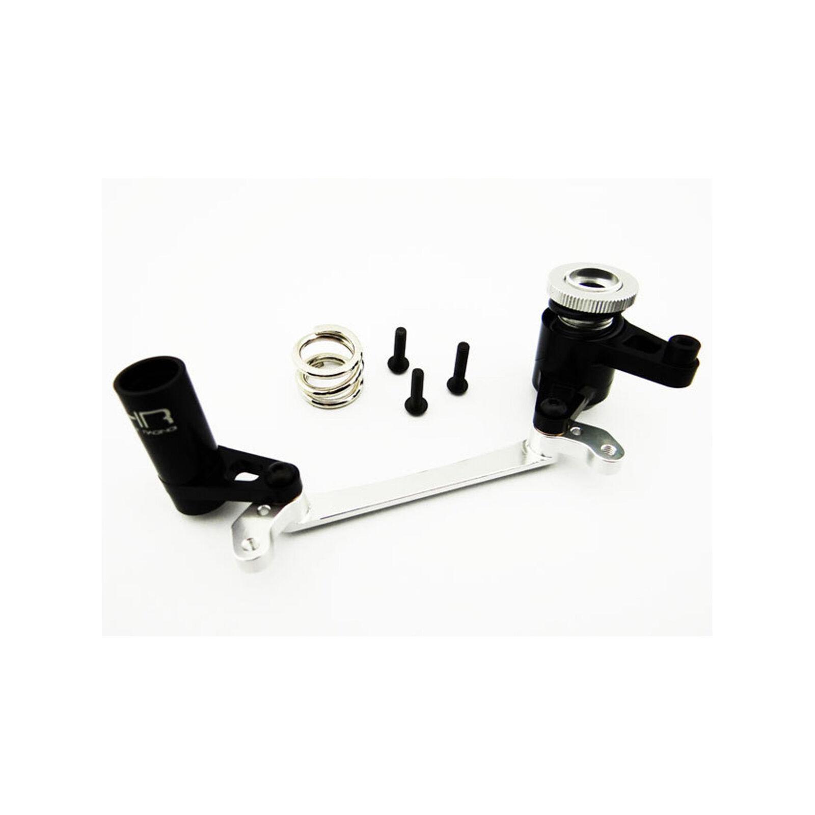 Aluminum Adjustable Steering Bellcrank: Yeti Xl
