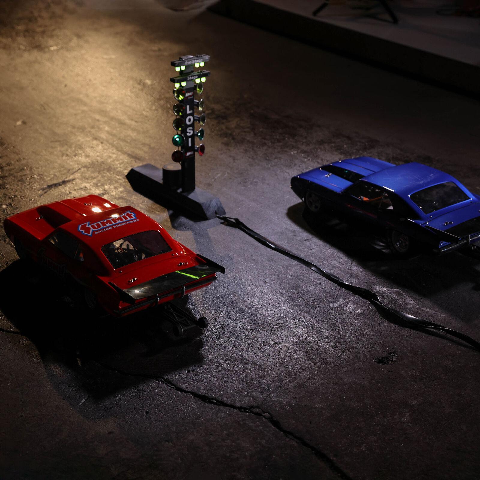 1/10 '69 Camaro 22S No Prep Drag Car, Brushless 2WD RTR, Summit