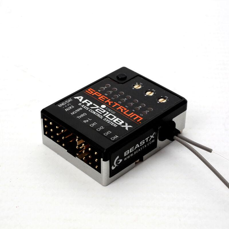 AR7210BX DSMX Flybarless Control System