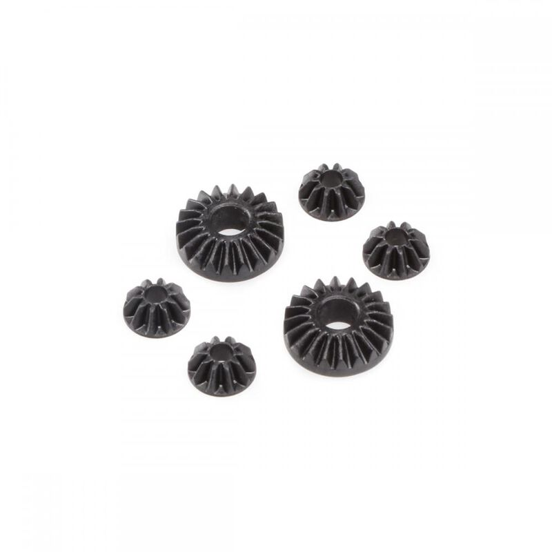 Differential Gear Set, Composite (Internal Gears Only): EB410