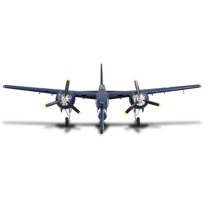 F7F Tigercat 1700mm Blue PNP