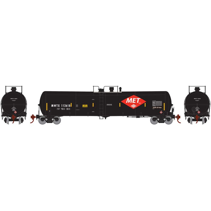 HO RTR 30 000 Gallon Ethanol Tank MWTX #112618