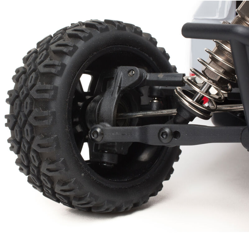1/14 Mini 8IGHT-DB 4WD Buggy Brushless RTR, White