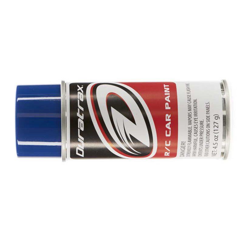 Polycarb Spray, Brilliant Blue, 4.5 oz