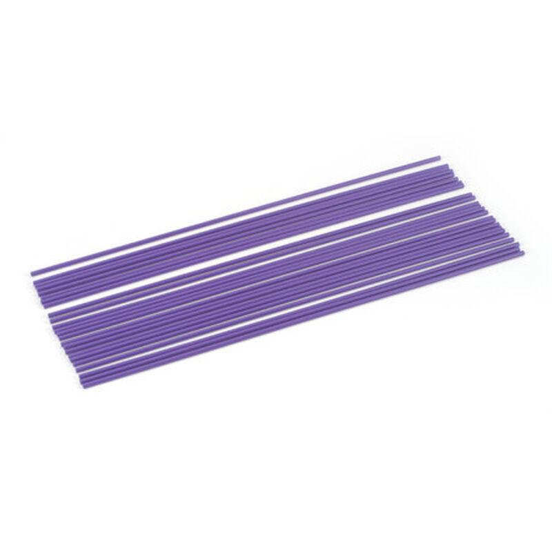 Antenna Tube, Purple (24)